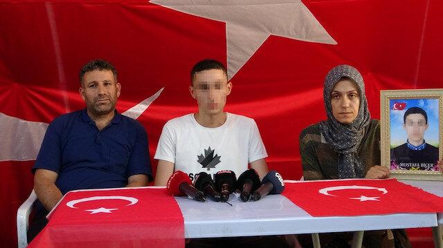 Terör örgütü PKK'dan kaçan Mustafa Biçer'den dağdaki çocuklara çağrı: Gelin teslim olun