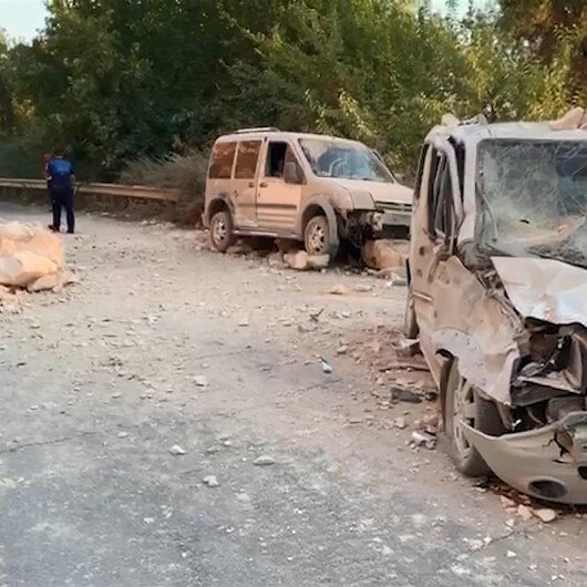 Şanlıurfa'daki heyelanda ölümden kıl payı kurtuluşu anlattı