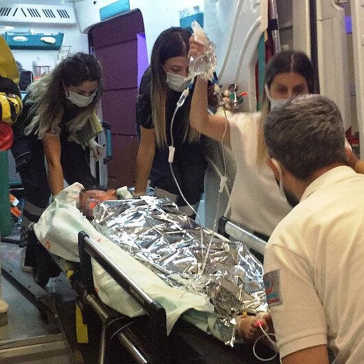 Adıyaman'dan feci olay: Pekmez kazanına düşen çocuk ağır yaralandı