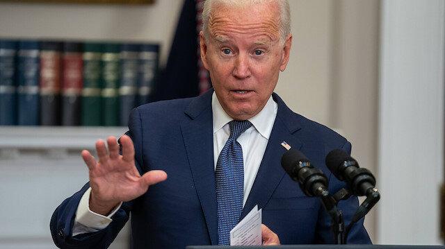 ABD'nin Afganistan'dan çekilmesinin ardından Biden'dan ilk açıklama: 20 yıllık askeri varlığımız bitti