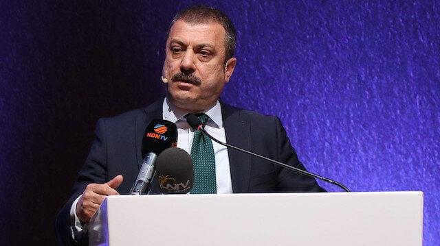 Merkez Bankası Başkanı Kavcıoğlu: Rezervlerimiz 115-120 milyar dolar bandına geldi