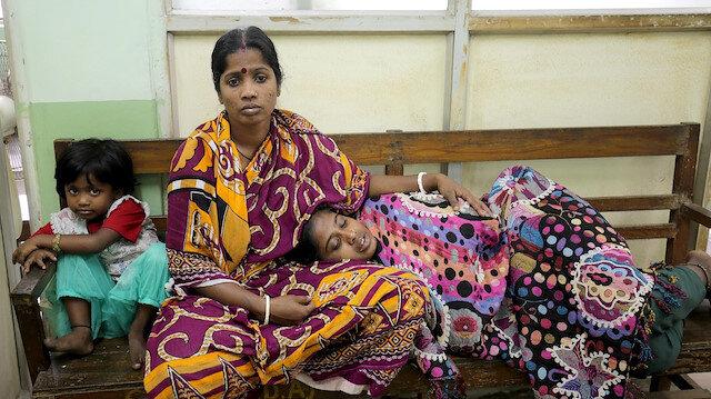 Hindistan'da gizemli hastalık: Ölümler çok hızlı oluyor