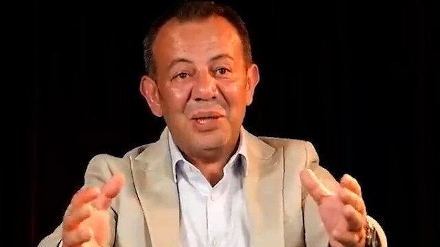 Bolu Belediye Başkanı Tanju Özcan'dan yardım isteyen başörtülü kadın hakkında iğrenç ima