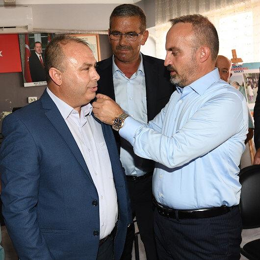 CHP'li belediye meclis üyeleri AK Parti'ye geçti