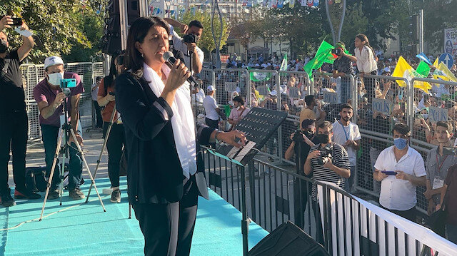 HDP'li Pervin Buldan: Barış İttifakı kuracağız Öcalan'ı Demirtaş'ı hapisten çıkaracağız