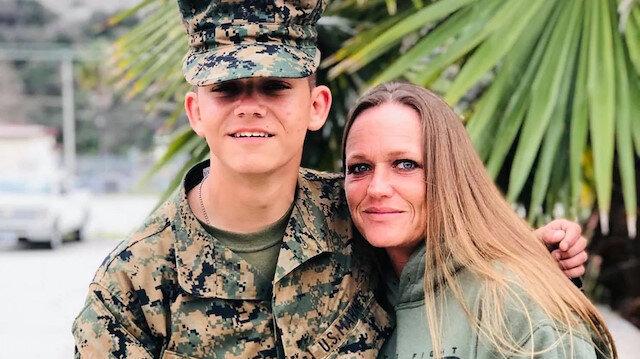 Joe Biden'ı eleştiren ABD askerinin annesine sosyal medya engeli