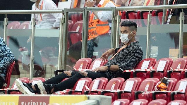 Falcao'dan Galatasaray'a ağır fatura: Yattığı yeden dünyaları kazandı