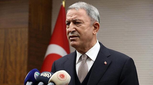 Bakan Akar: Kabil'deki başarılı tahliye TSK'nın gücünü gösterdi