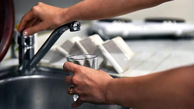 İSKİ duyurdu: İstanbul'da pazar günü 8 ilçede 8 saat su yok