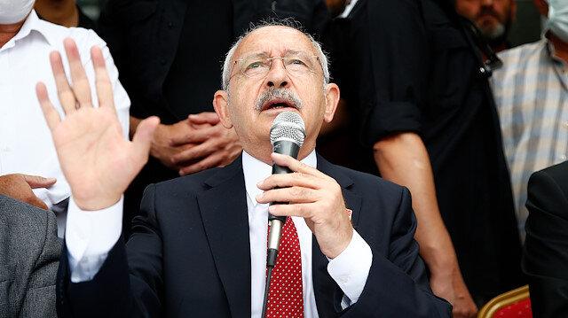 Kılıçdaroğlu'ndan FETÖ'ye KHK teminatı: Hepsini görevlerine iade edeceğim