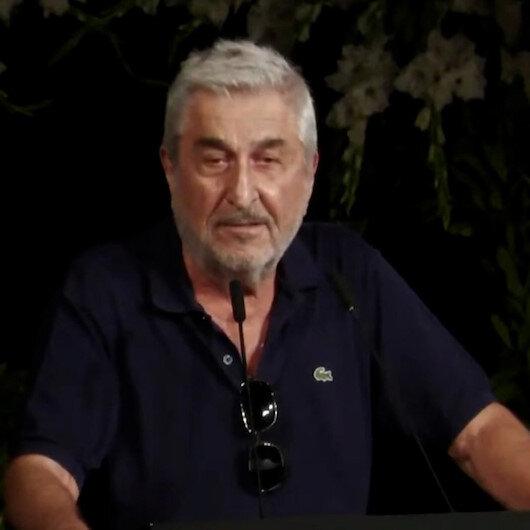 Cihat Tamer Ferhan Şensoyun vedasında konuştu: Hep birlikte orada bir meyhanede kafayı çekiyorlar