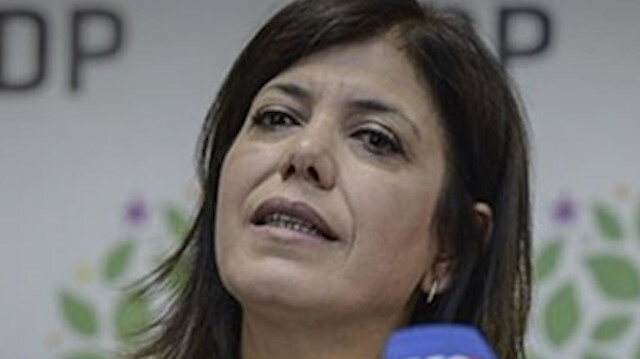 HDP'li Meral Danış Beştaş teröristbaşı Öcalan'ı 'barışın anahtarı' olarak tanımladı