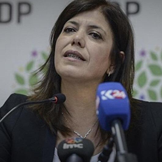 HDPli Meral Danış Beştaş teröristbaşı Öcalanı barışın anahtarı olarak tanımladı