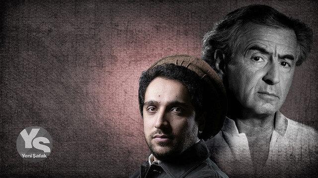 Karanlık filozof Afganistanda iş başında: Ahmed Mesudun akıl hocası Bernard Henri Lévy kim?