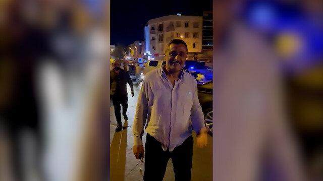 Vatandaştan Esenyurt Belediye Başkan Yardımcısı Selçuk Günerhan'a tepki: Alkolden ayakta duramıyorsun