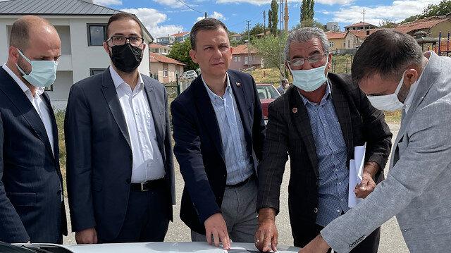 AK Parti Ankara Milletvekili Fatih Şahin: CHP'li Mansur Yavaş Ankaralıları susuzluğa mahkum etti