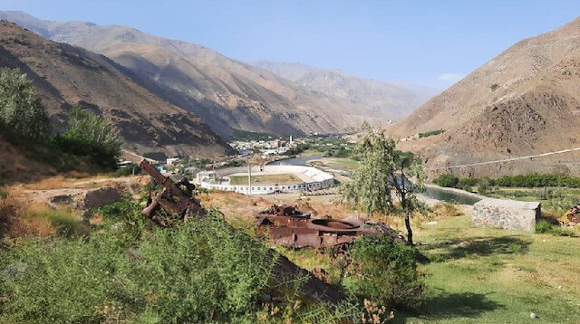 گزارش ینی فافاک از منطقه: ولایت پنشیر تحت کنترل طالبان