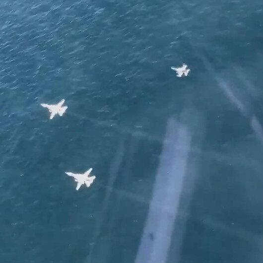 MSB: Polonyadaki uçaklarımıza NATO tarafından kalk emri verildi