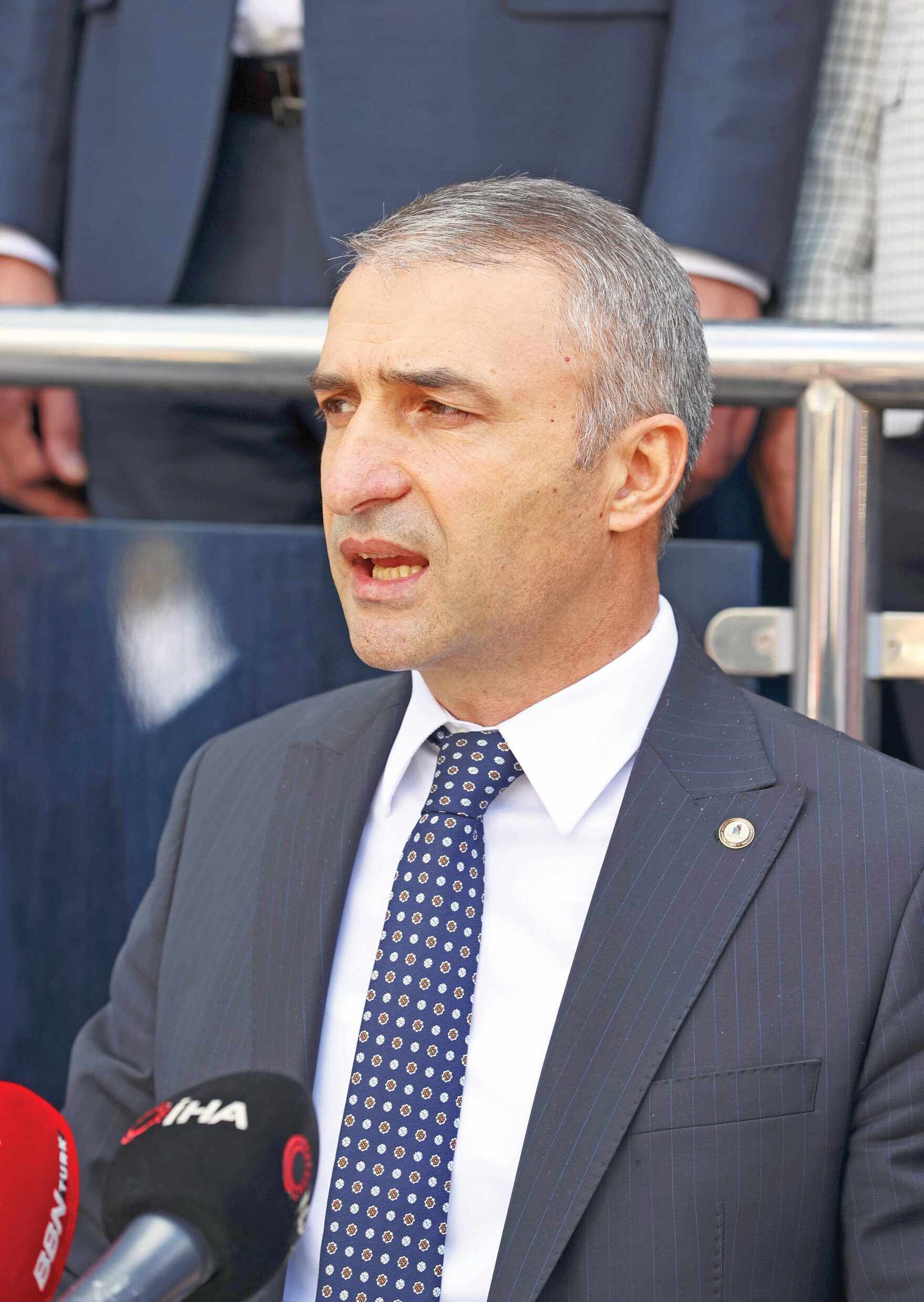 İMKON Genel Başkanı Tahir Tellioğlu