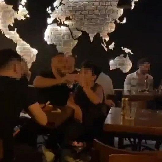Aydın'da tepki çeken görüntüler: Küçük çocuğa hem alkol hem nargile içirdiler
