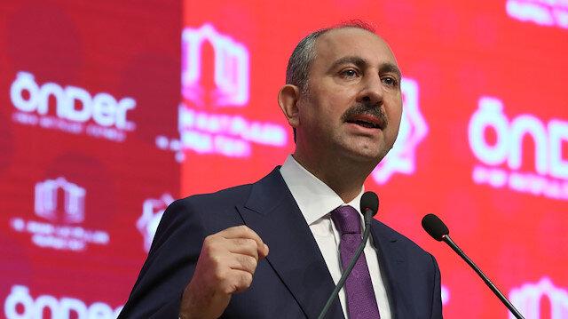Adalet Bakanı Abdulhamit Gül: 28 Şubat döneminde yapılanları zihnimiz unutmamıştır
