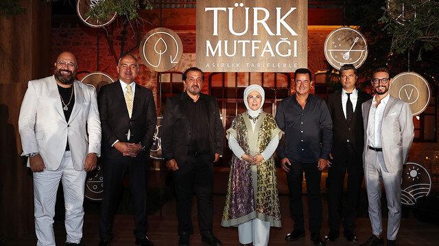 Emine Erdoğan: Gastrodiplomasi alanında yeni rekorlar kırabiliriz