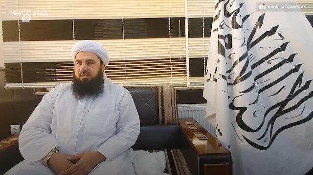 Taliban Barış Konseyi Üyesi Müftü Mahmut Zakiri: Eşref Ganinin kardeşi bize biat etti