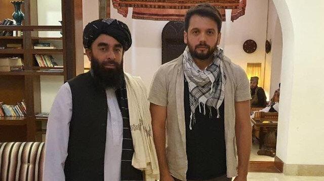 Taliban Sözcüsü Mücahit: Hükümeti kurduğumuzda Türkiyeyi en güzel şekilde davet edeceğiz