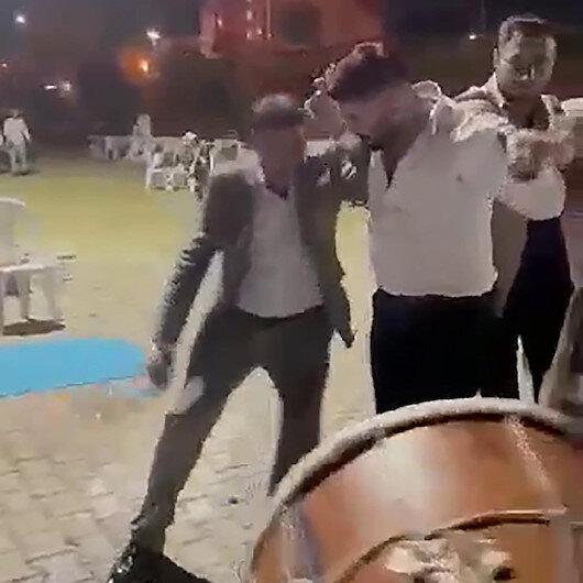 Sünnet düğününde halay çekerken kalp krizi geçirdi: Iğdırlı iş insanı hayatını kaybetti