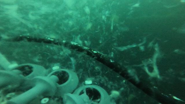 Araştırma gemisi Marmara'yı karış karış inceliyor: Müsilaj 2 ay içerisinde parçalandı