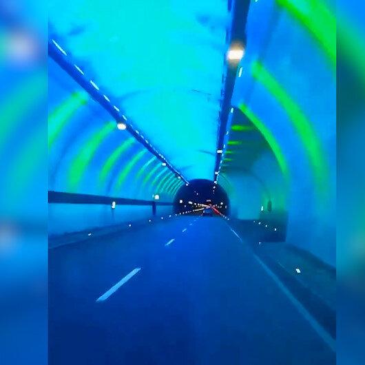 Ovit Tünelinden geçen vatandaş: Fatih'in torunları Ovit Tüneli gibi eserler bırakır