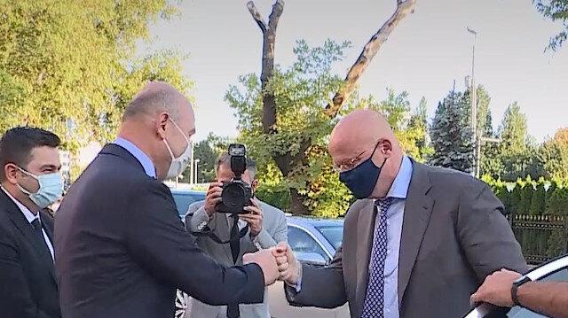 Bakan Soylu Hollanda Adalet ve Güvenlik Bakanı Grapperhaus ile görüştü