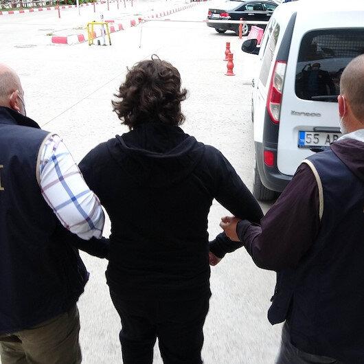 Samsun'da FETÖ'den bir araştırma görevlisi ve 2 üniversite öğrencisi gözaltına alındı