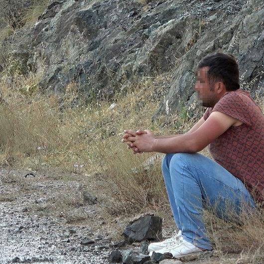 Karantina kaçağı köy yolunda yakalandı: 4 bin lira ceza ödeyecek