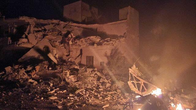 Esed güçlerinden İdlib'e topçu saldırısı: Dört sivil yaşamını yitirdi