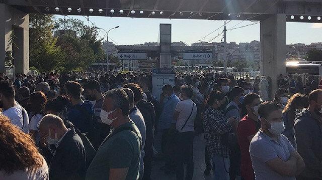 Önce metrobüs ve İETT otobüsleri şimdi de tramvay arızaları patlak verdi: İstanbullu vatandaşlar isyan etti