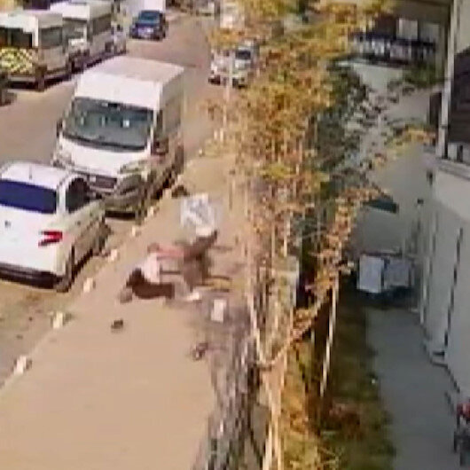 Hırsızlar sert kayaya çarptı: Bahçelievlerde 15 yaşındaki genç hırsızları böyle kovaladı