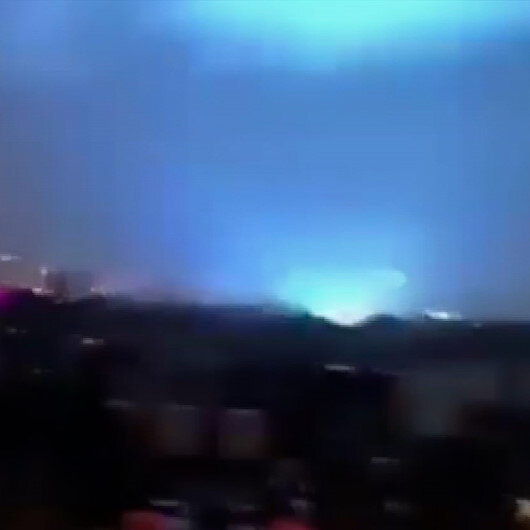 Meksika'da 7.1 şiddetinde deprem:  Gökyüzünde mavi ışıklar görüldü