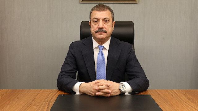 TCMB Başkanı Şahap Kavcıoğlu: Enflasyon düşüş eğilimine girecek