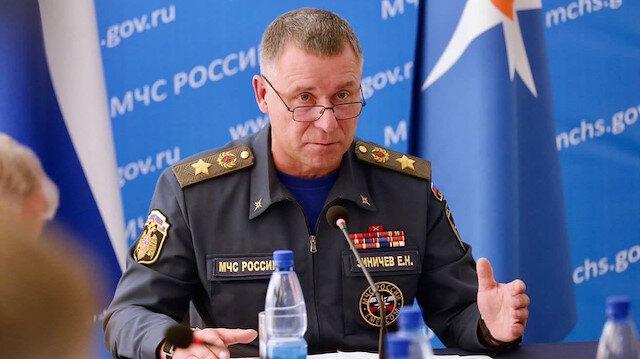 Rus bakan tatbikatta öldü