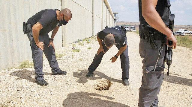 İsrail serseme döndü: Filistinli altı mahkum işgalci güce meydan okumaya devam ediyor