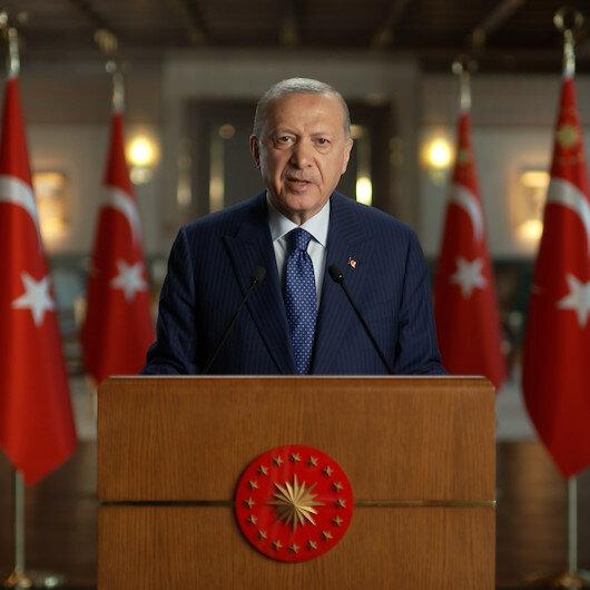 Cumhurbaşkanı Erdoğandan Yunanistana: Oldubittilerden vazgeçin