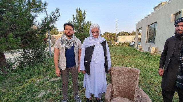Afganistan Yüksek Öğretim Bakanı Hakkani: Türkiyedeki öğrencilerin geri gelmesi için çalışıyoruz