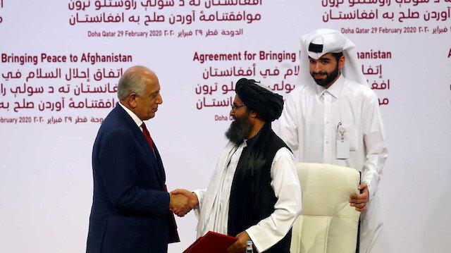 """Taliban: """"ABD Doha Anlaşması'nın gereklerini yerine getirmiyor"""""""