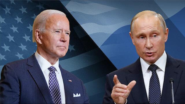 Putin'den Biden'a 'Afganistan' tepkisi: Krizin nedeni ABD'nin sorumsuz girişimleridir