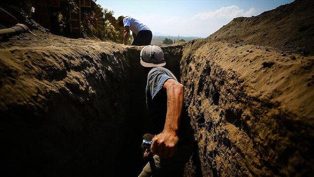 Meksika'da adım başı ceset: Şimdi de artezyen kuyusunda 20 ceset bulundu