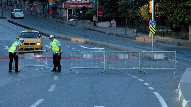 İstanbul'da ulaşıma triatlon engeli: Bazı yollar trafiğe kapatılacak