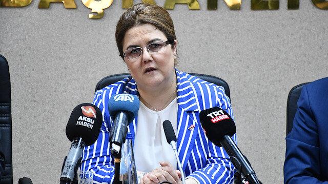 Bakan Yanık: İhtiyaç sahibi ailelerimizin çocukları için 170 milyon lira Sosyal ve Ekonomik Destek ödemesi yapıyoruz