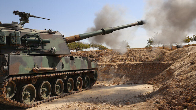 Fırat Kalkanı bölgesinde saldırı hazırlığında olduğu belirlenen 6 terörist etkisiz hale getirildi