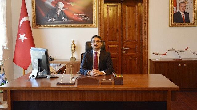 Edremit Kaymakamı Turgay Ünsal merkeze alındı